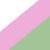 Бело-розовая мята